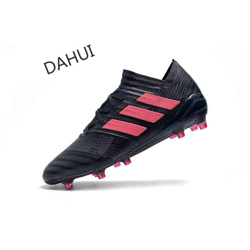 Football Boots Superfly Original Knitted FG Nail Nemeziz Football Shoes  Adulto Men s Soccer Shoes Messi 17.1 290f9543b