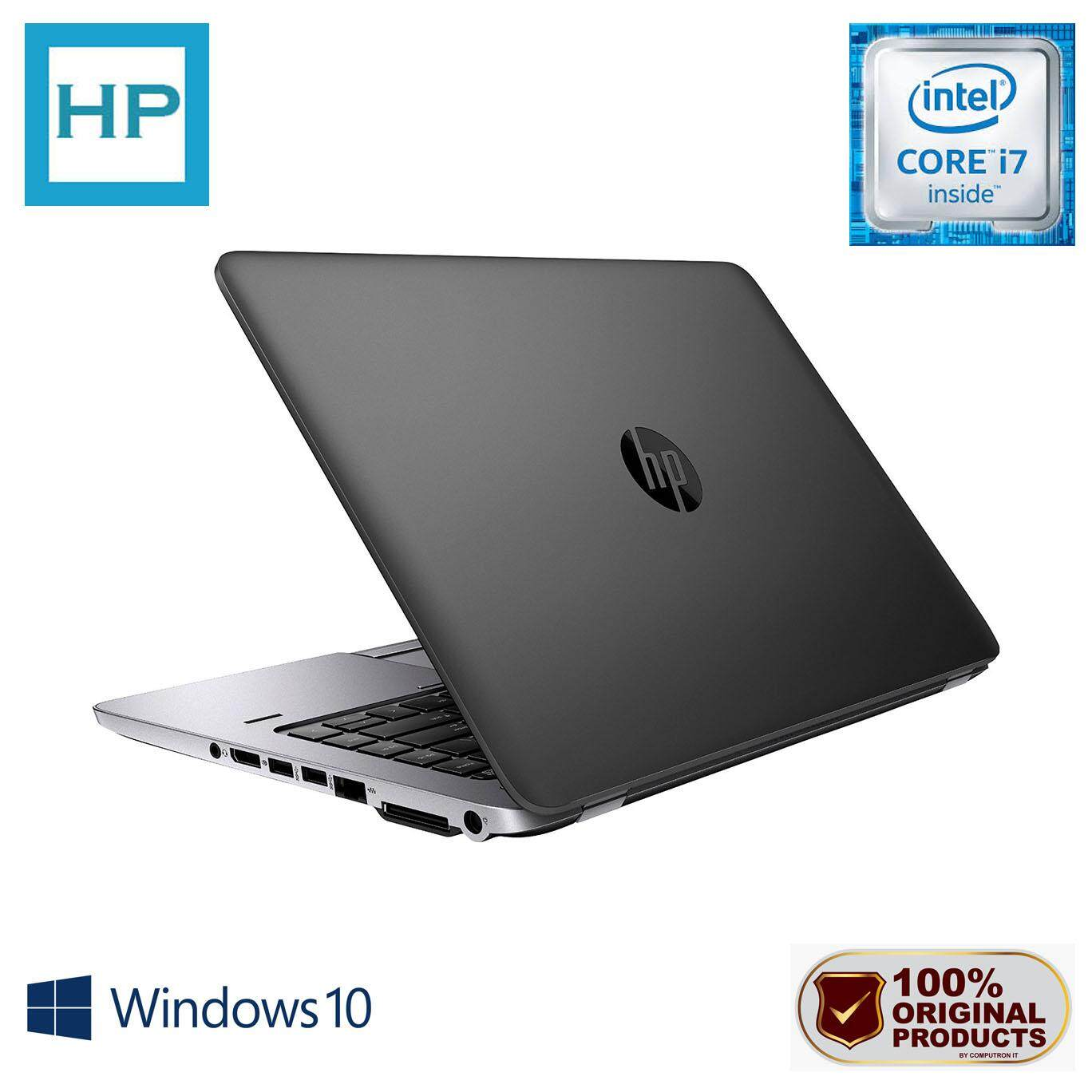 HP ELITEBOOK 840 G1 ULTRABOOK - CORE I7 3.30GHZ  8GBRAM 500GB  HDD - 1 YEAR WARRANTY Malaysia