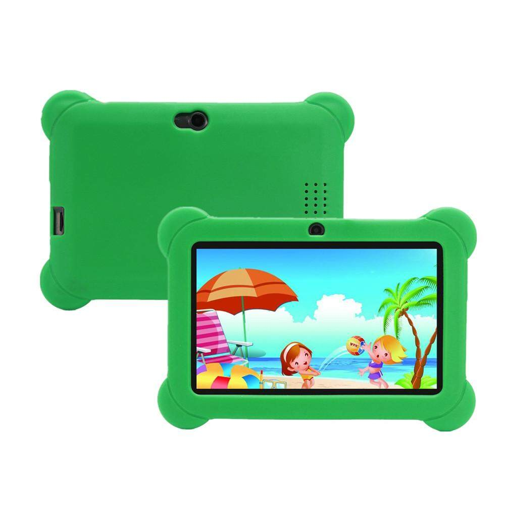 512mb+8gb Allwinner A33 Quad Core 7 Inch Android 4 4 Kids Tablet - Dark  Blue By Autoleader