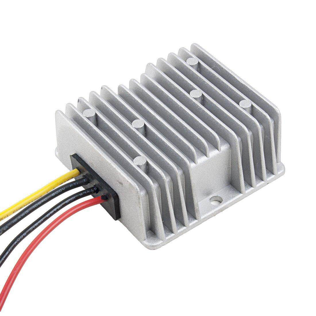 Power Converter Regulator Dc12v/24v Step-Down To Dc6v 15a 90w Waterproof Voltage Convert Transformer By Tobbehere.