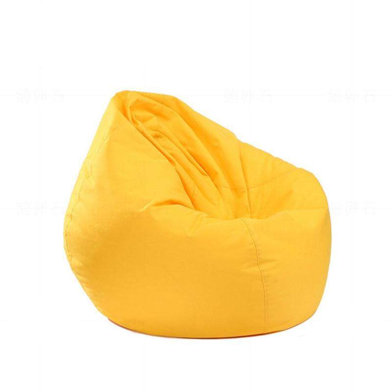 Supermall 60X65CM Waterproof Stuffed Animal Storage/Toy Bean Bag Oxford Chair Cover Large Beanbag(filling is not included)
