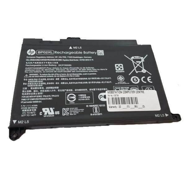 HP Pavilion 15-AU010 15-AU150 15-AU160 BP02XL Rechargeable Battery Malaysia