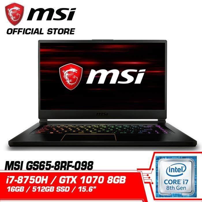 GS65 8RF 098MY STEALTH THIN (GTX1070 8GB) Malaysia