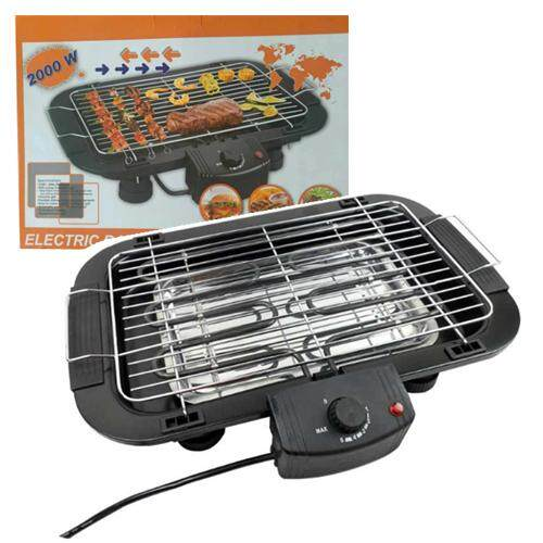 Electric Barbecue Bbq Grill & Steamboat Hot Pot Pan By Blisshome Online Shop.