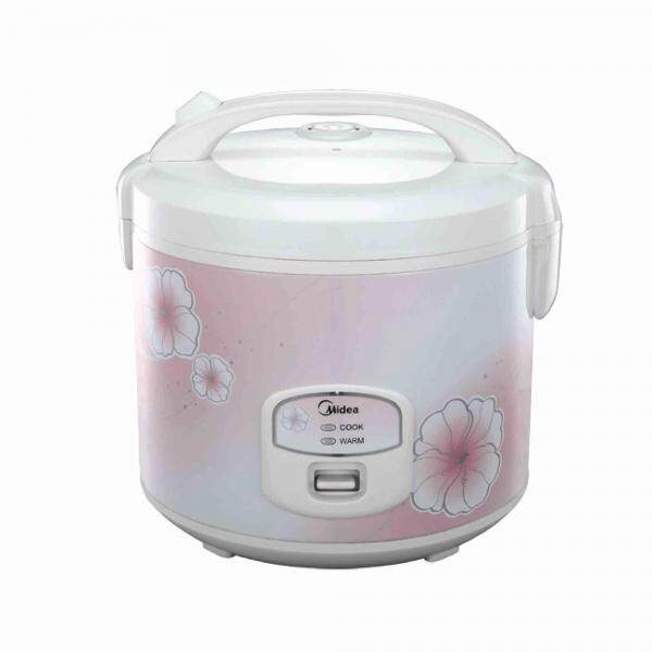 Midea 1.8l Jar Rice Cooker Mb-18yh By Hph Online Store.
