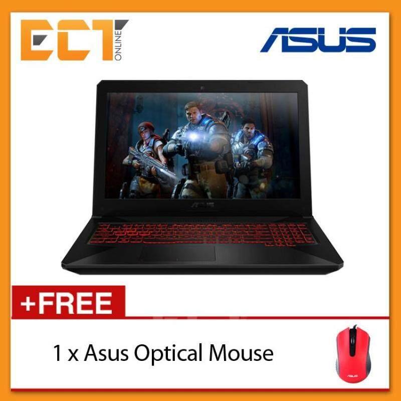 Asus TUF FX504G-DDM617 15.6 FHD Gaming Laptop (I7-8750H,4GB,1TB,GTX1050-4GB,W10P) Malaysia