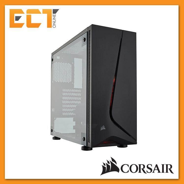 Corsair Carbide Series SPEC-05 Mid-Tower Gaming Case - Black Malaysia