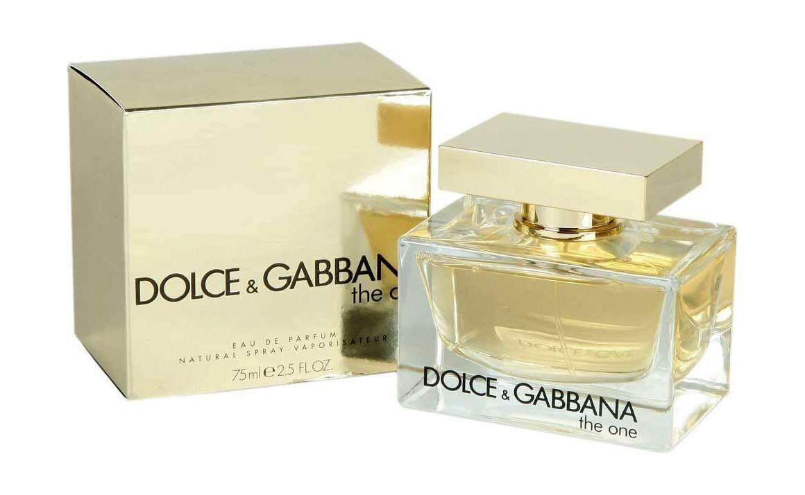 The One by Dolce & Gabbana for Women Eau de Parfum 75ml