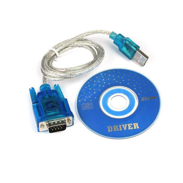 USB TO RS232 DB9 Serial COM Convertor Adapter Support PLC Malaysia