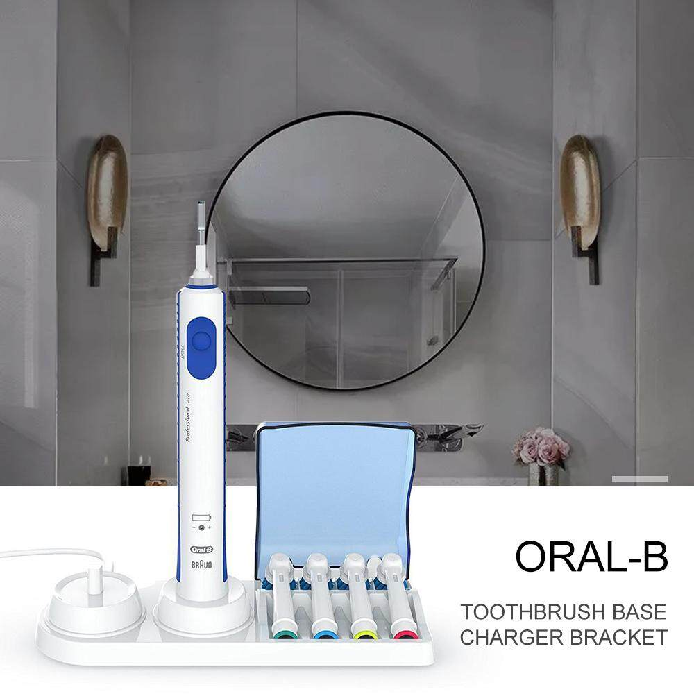 For Braun Oral-B Electric Toothbrush Head Holder Brush Stand Base Support