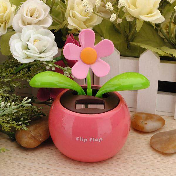89da54034ed6a ... Standalone Adds Unique Moods To Home And Worke An Excellent Tech Gift  For Everyone. Flip Flap Solar Powered Flower Flowerpot Swing Car Dancing Toy  Gift