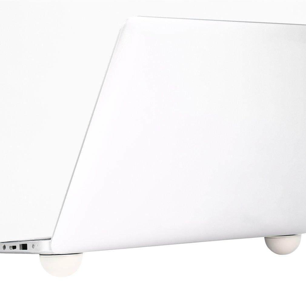 WLLW MỚI Laptop Di Động Xách Tay Làm Mát Bóng Mát Đứng Với Chống Trượt Miếng Lót 8