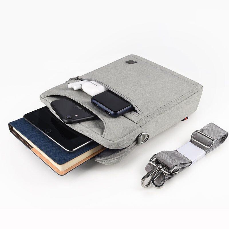 WIWU 12.9 Inch Pioneer Tablet Laptop Bag with Shoulder Strap 9