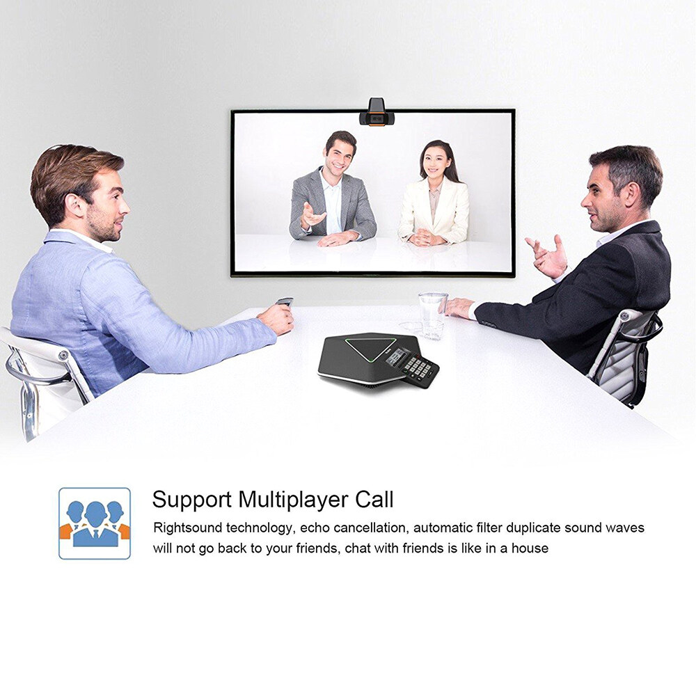 Webcam USB 480P 720P 12.0MP Độ Nét Cao Camera Web 360 Độ Kẹp Xoay-On Webcam Có Micrô Cho Máy Tính Để Bàn 6