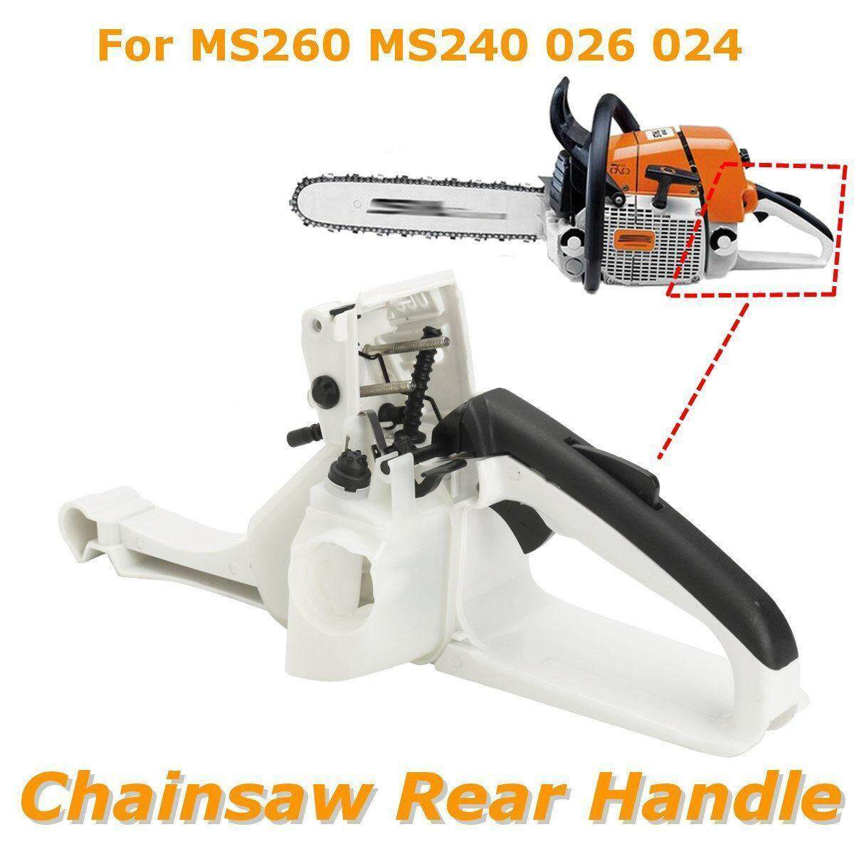 Fuel Gas Tank Back Rear Handle For Stihl Ms260 Ms240 026 Chainsaw 1121 350 0829