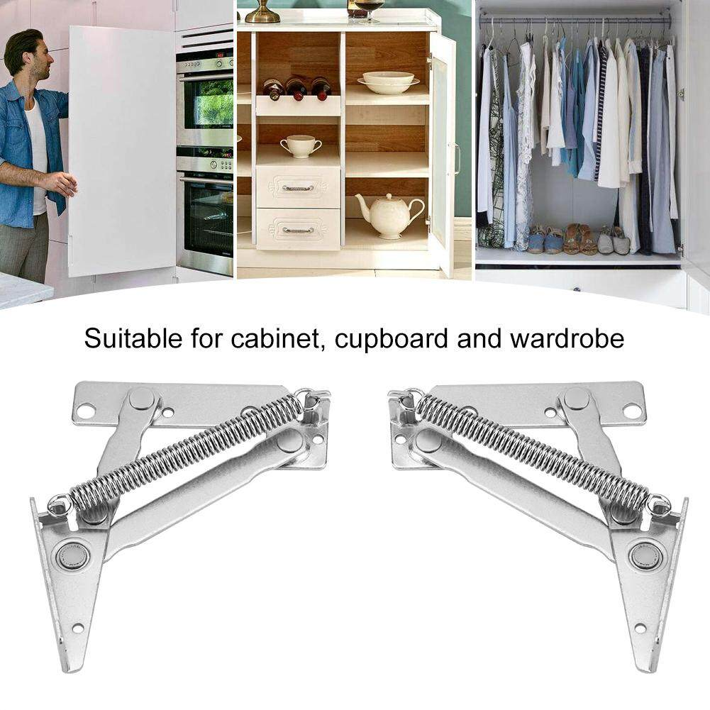 Easy Installation: the hinge is easy to install on the cabinet door.
