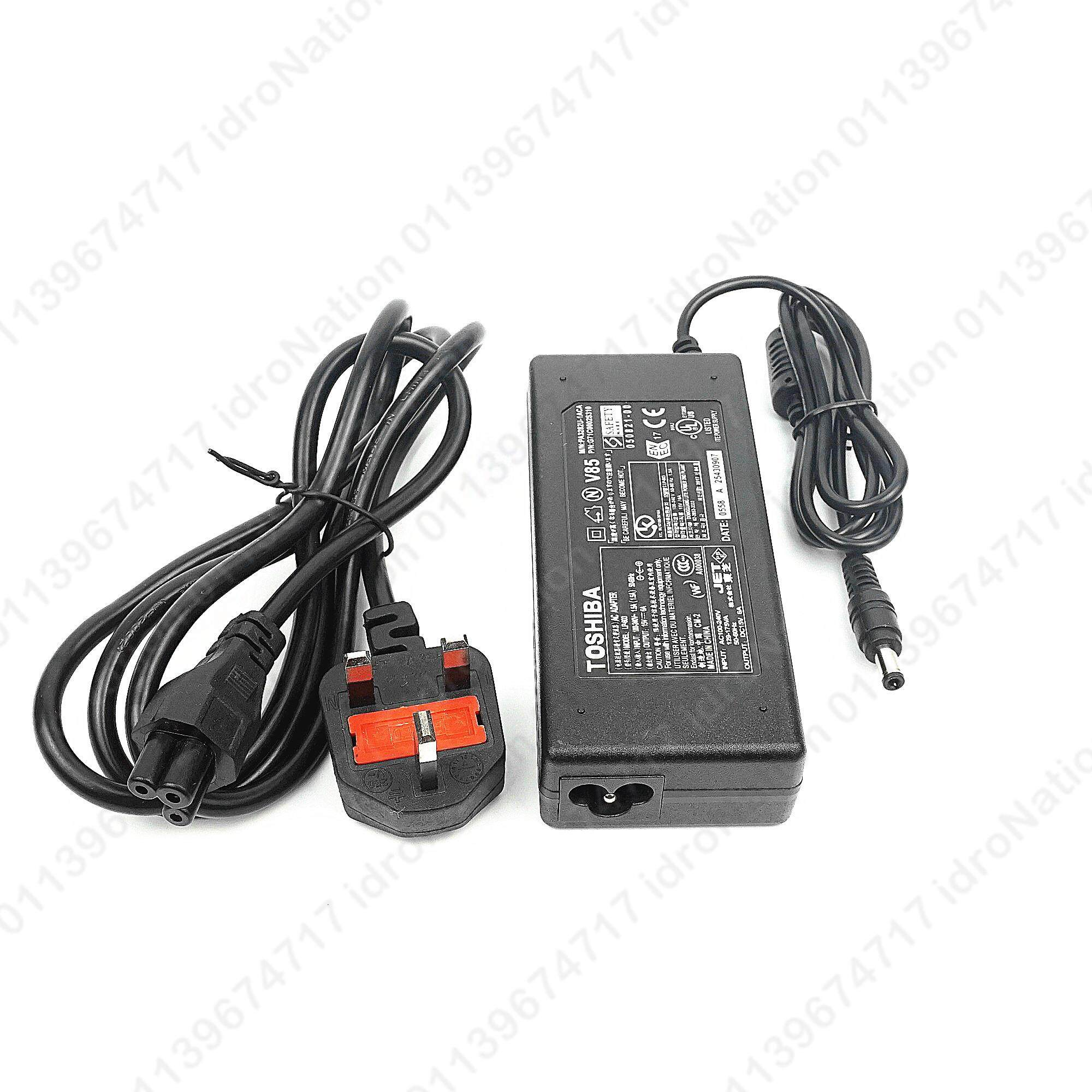 90W 15V 6A AD DC Power Supply Adapter Battery Balancer Converter RC Charger  For iMAX B6 ops UK Power Cord 60W 12V 5A