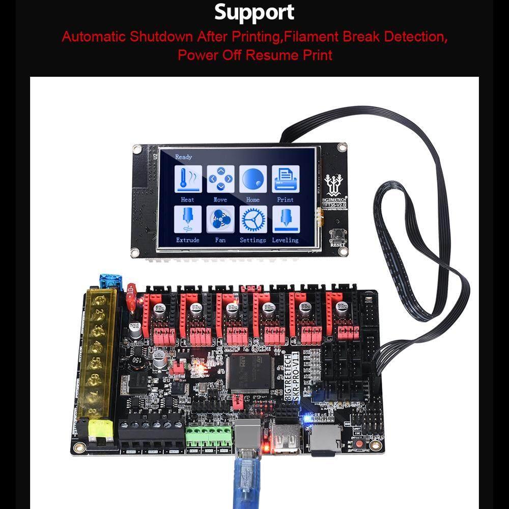 BIGTREETECH TFT35 V2 0 Intelligent Controller Display 3 5 Inch Touching  Screen for SKR V1 3 MKS Gen V1 4 3D Printer Parts