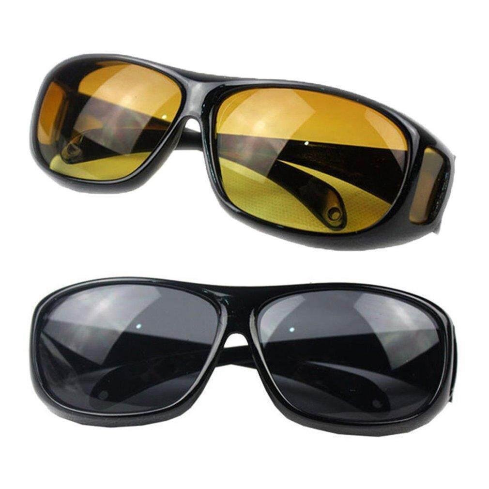 dad04cdce3 Sports Sunglasses Glare UV400 Protection Polarized HD Night Vision ...