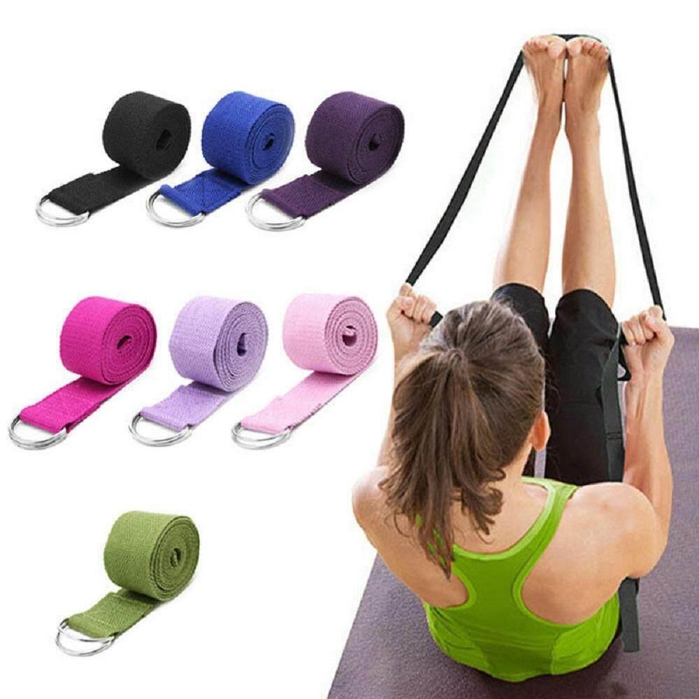 45b98a9746 Resistance Elastic Band Exercise Yoga Belt Rubber Fitness Training ...