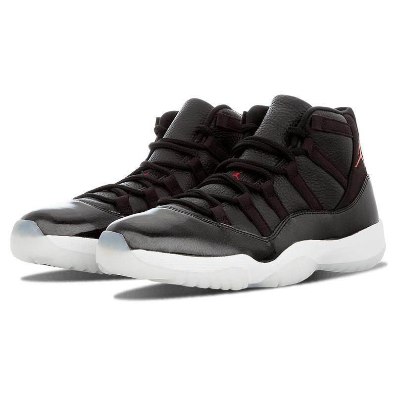reputable site 5978f b8f23 Specifications of Nike Air Jordan 11 Retro 72-10 AJ11 Men Basketball Shoes,  Unisex Sneakers Shoes, Black, Shock Absorption Non-slip 378037 002