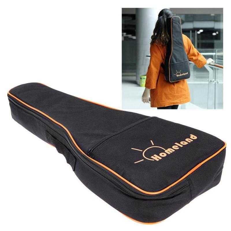 600D Water-resistant 23 24 Ukelele Ukulele Gig Bag Nylon Backpack Adjustable Shoulder Straps Pocket 5mm Cotton Padded for Concert Ukelele Malaysia