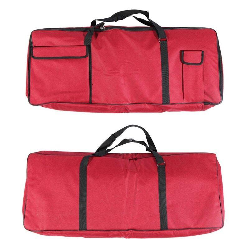 61-Key Keyboard Electric Piano Organ Gig Bag Soft Case Dual Zipper 39.3 × 15.7 600D Cloth PE Foam Padded Keyboard Bag Malaysia