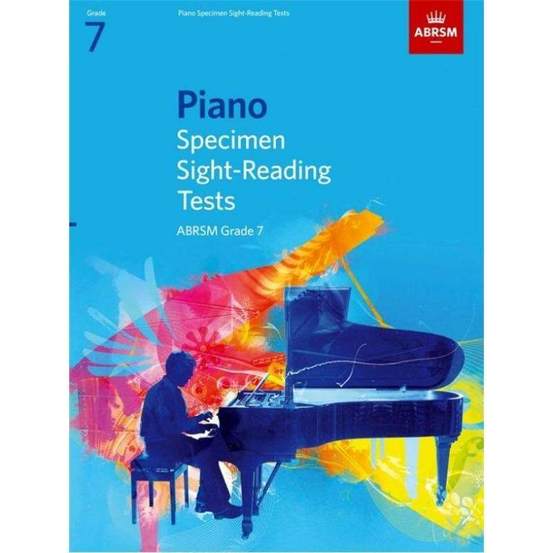 ABRSM PIANO SPECIMEN SIGHT READING TESTS: FROM 2009 (GRADE 7) Malaysia