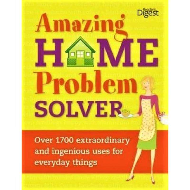 Amazing Home Problem Solver (HB) 9781921569487 Malaysia
