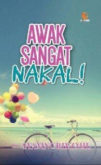 Awak Sangat Nakal! (eBook)