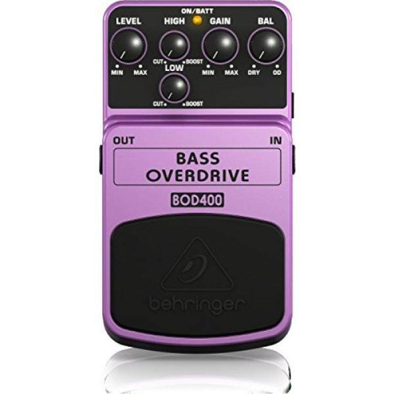 BEHRINGER BASS OVERDRIVE BOD400 Malaysia