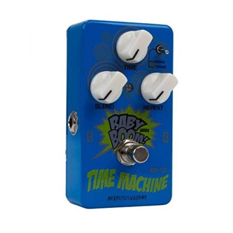 Biyang AD-10 Electric Guitar Delay Effects Pedal Time Machine Analog Malaysia
