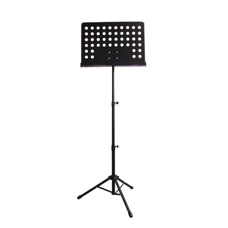 BLW Conductor Music Stand S-CS Suitable for Guitar, Ukulele, Violin, Keyboard, Orchestra and Food Menu Stand(Black) Malaysia