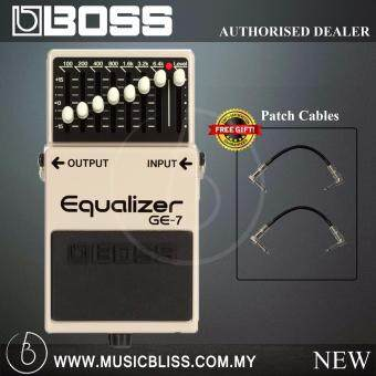 Harga Boss GE-7 7-Band Graphic Equalizer Pedal