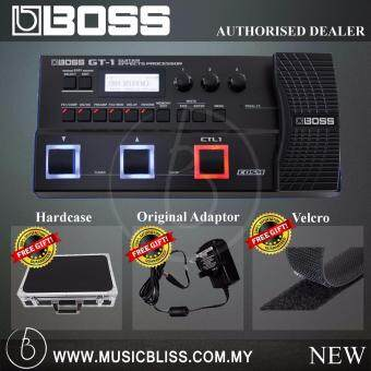 Harga Boss GT-1 Guitar Effects Processor Bundle Package (GT1)