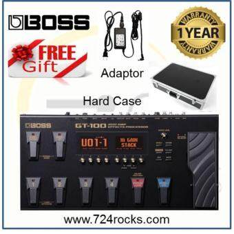 Harga Boss GT-100 COSM Amp Effects Processor Multi Effect Pedal