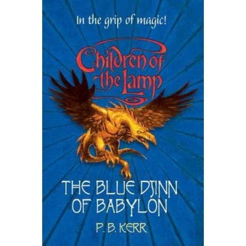 Children of the Lamp: The Blue Djinn of Babylon 9780439955850 Malaysia