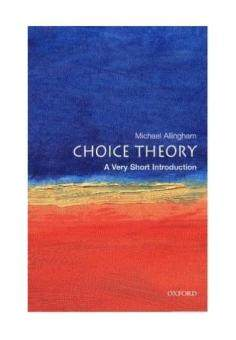 Harga Choice Theory (Very Short Introductions S.)