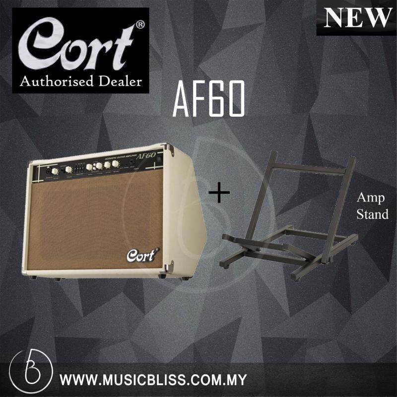 Cort AF60 Acoustic Guitar Amplifier Malaysia