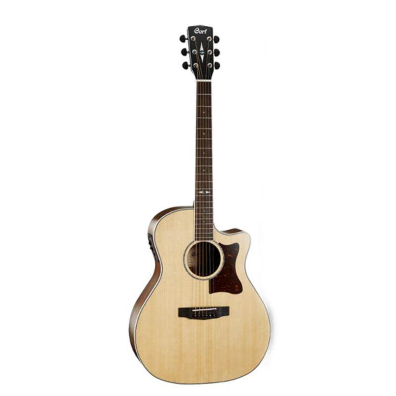 CORT GRAND REGAL Grand Auditorium Body with Pickup Acoustic Guitar Malaysia