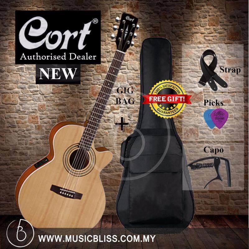 Cort SFX-ME SFX Series Acoustic Guitar (Open Pore) Malaysia