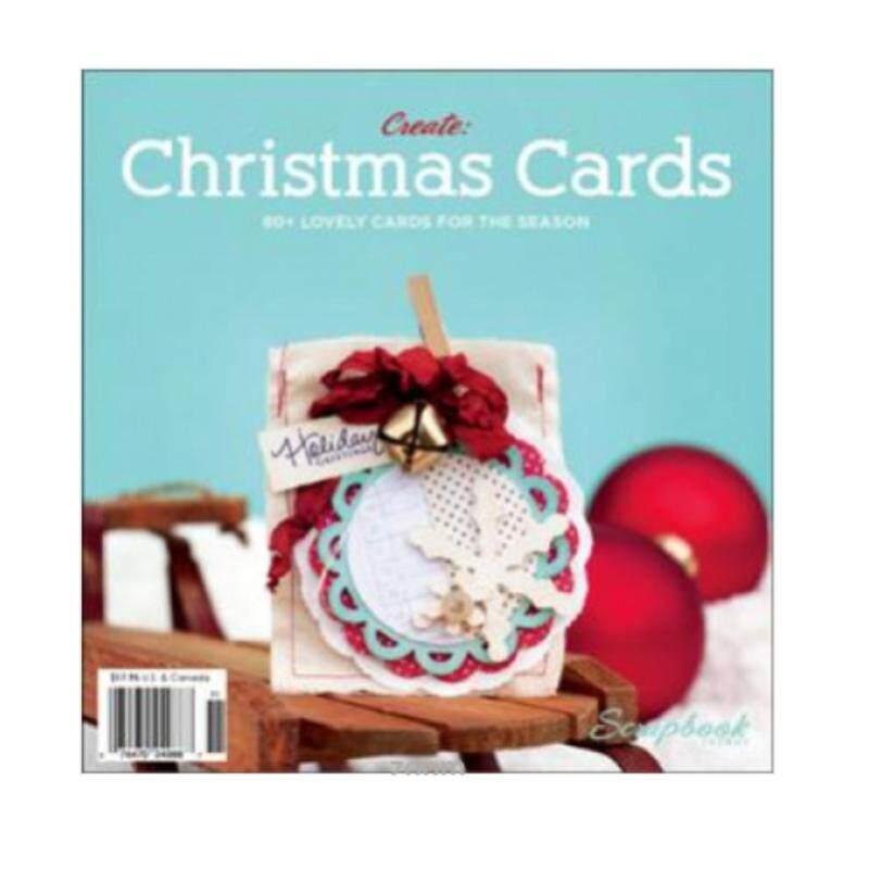 Create: Christmas Cards Idea Book 4 Malaysia