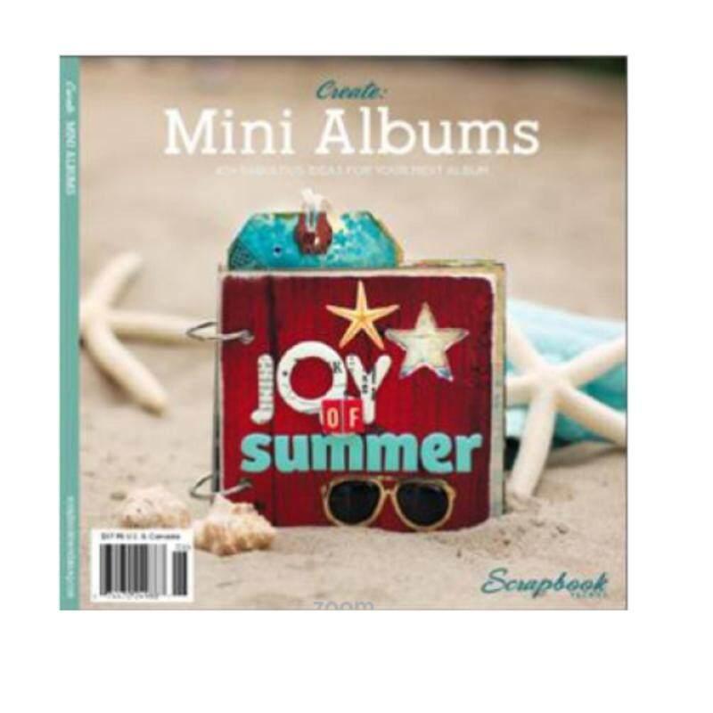 Create: Mini Album Summer 4 Malaysia