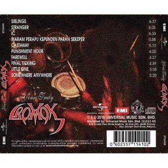 Cromok: Yours Truly (CD) - 2