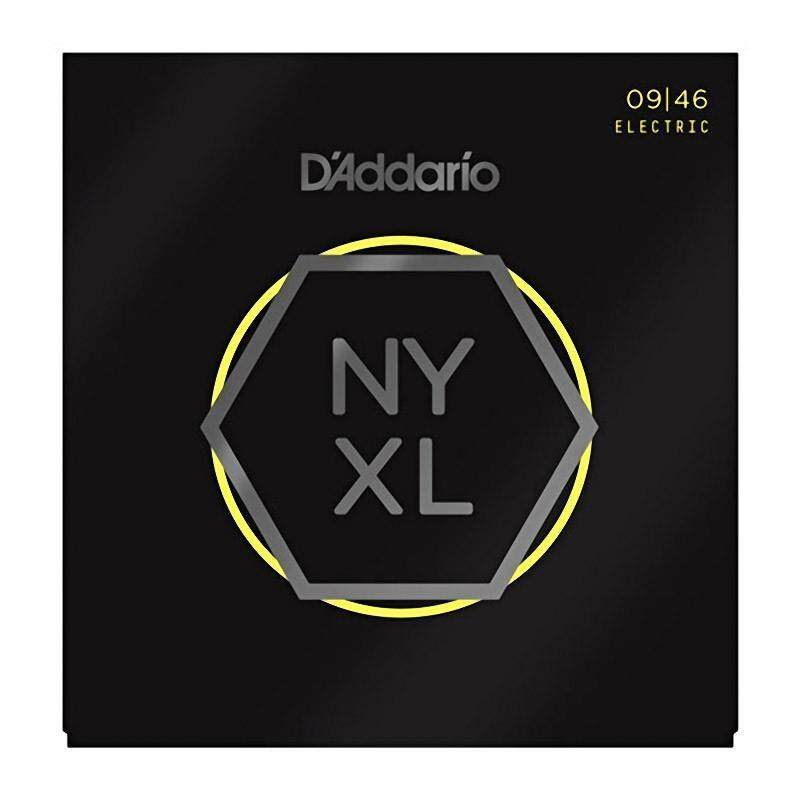 DAddario NYXL0946 Electric Guitar Strings, Super Light Top/Regular Bottom, DAddario NYXL0946 Electric Guitar Strings, Super Light Top/Regular Bottom Malaysia