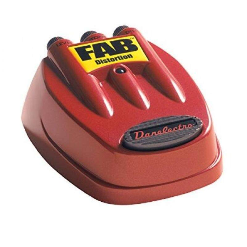 Danelectro D-1 Fab Distortion Effects Pedal Malaysia