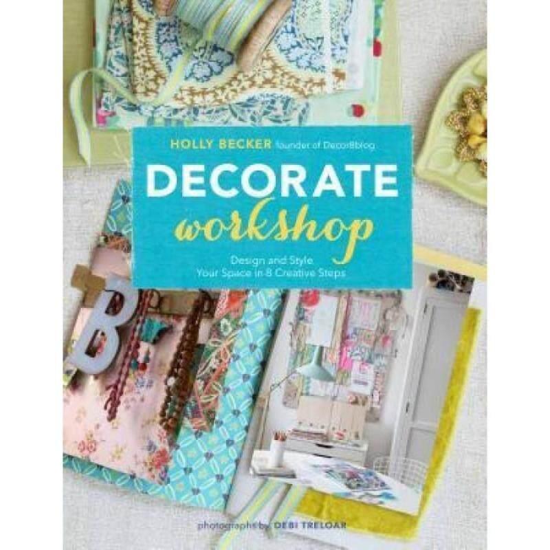Decorate Workshop 9781452110646 Malaysia