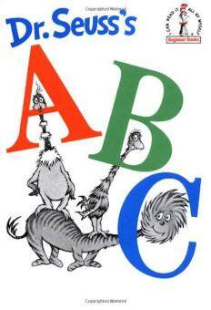 Harga Dr. Seuss's ABC (Beginner Books, I Can Read It All By Myself)
