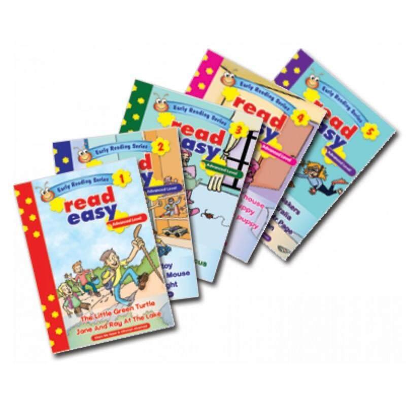 Early Reading Series ReadEasy Advanced Level (New Edition) Malaysia