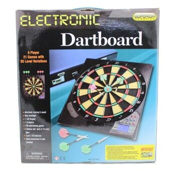 Harga Electronic Dartboard No189 Professional Games Activity comes with dart